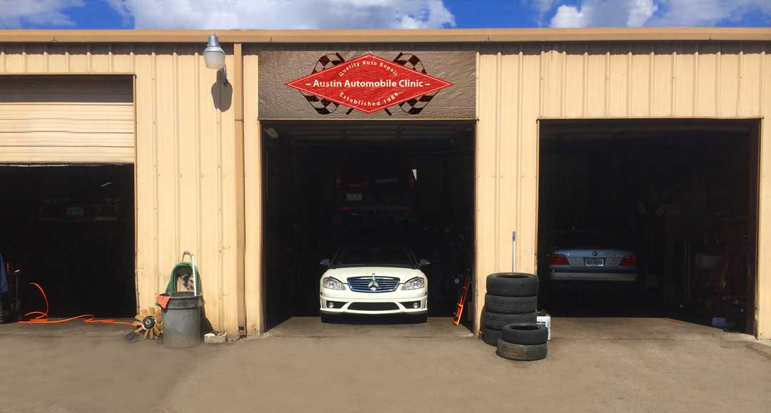 Austin Automobile Clinic 3 Bays